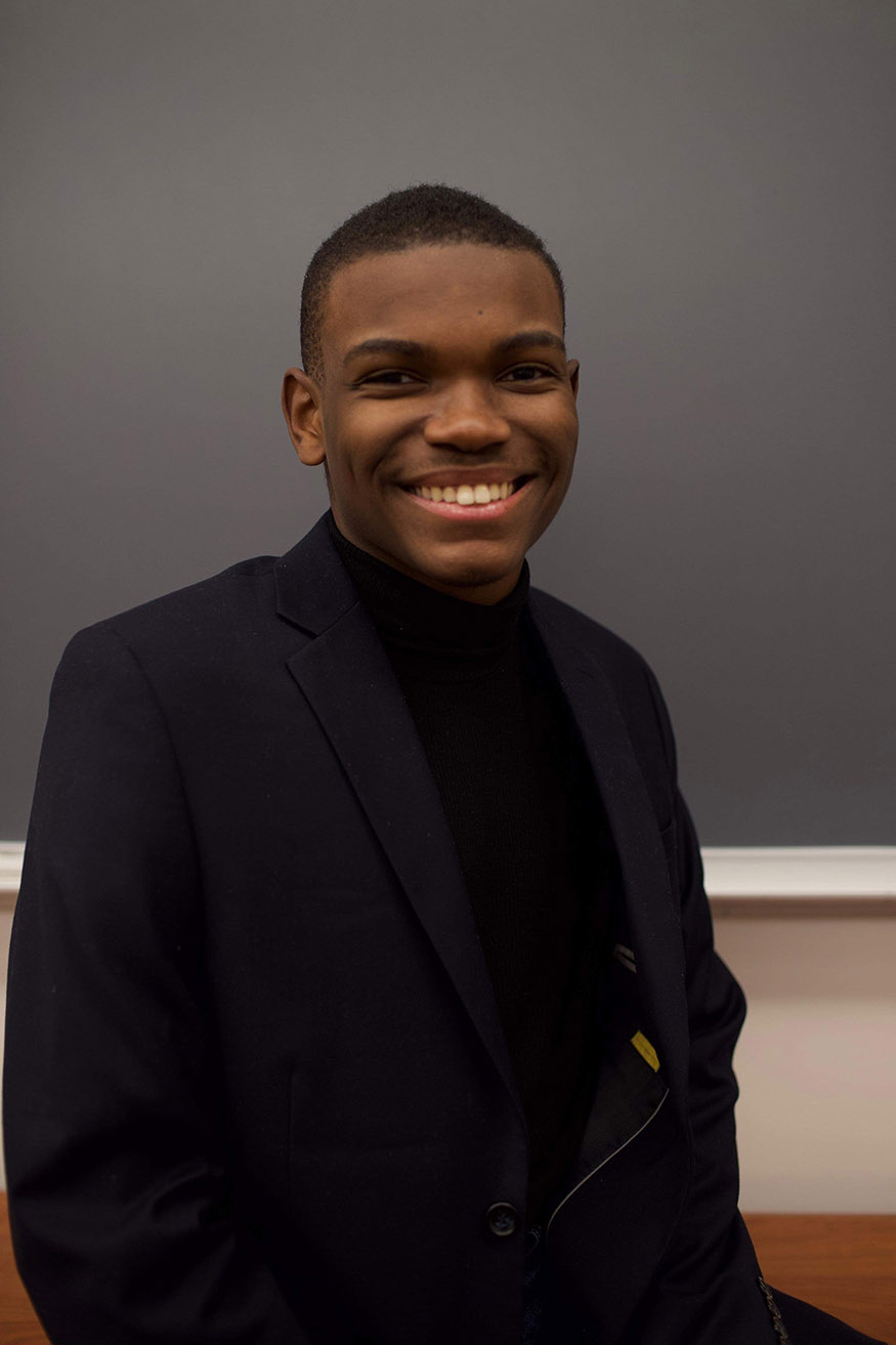 Teron Byrd: Media and Promotion Director
